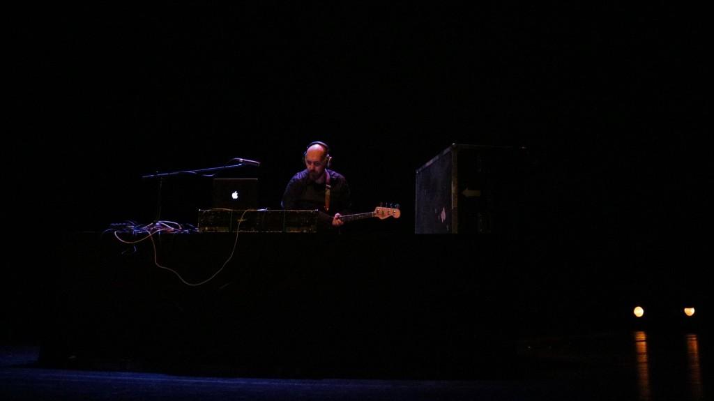 Cayetano Live στο Ζάππειο.