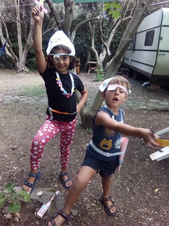 camping samothraki