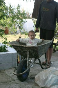 Mom Fatale Baby in Cart 2