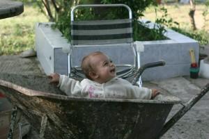 Mom Fatale Baby in Cart 3