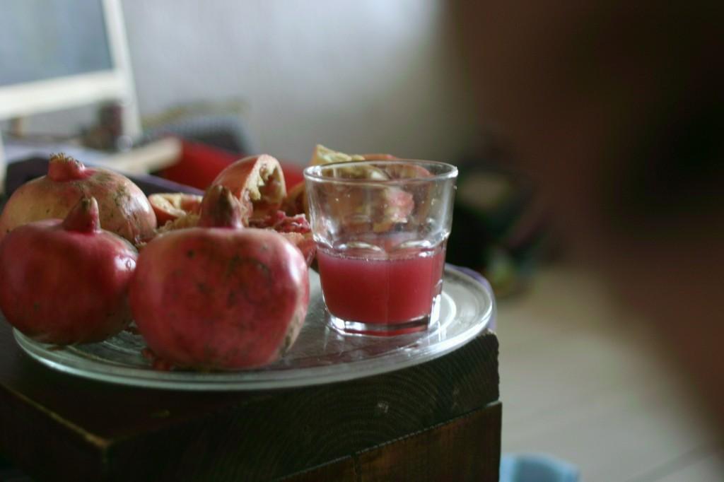 momfatale.gr pomegranates ρόδια