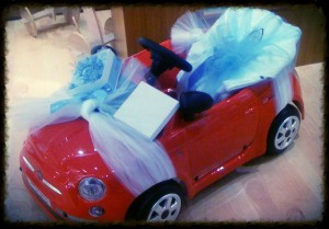 κοκκινο αυτοκίνητο δώρο αγόρι