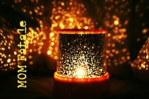 sparkling light toy