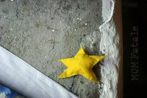 mom fatale simple felt star