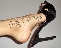 pretty feet tips momfatale.gr