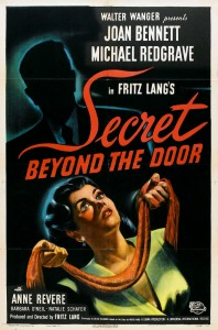 secret beyond the door poster