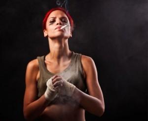 tough-girl