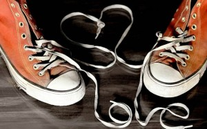 orange_converse_all_star_shoes_wallpaper