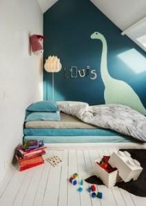 απλό παιδικό δωμάτιο