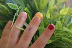 alex's beautiful nails