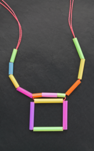 square-diy-geometric-straw-neon-necklace