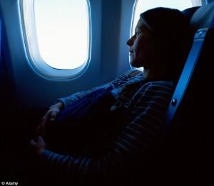 έγκυος ταξίδι με αεροπλάνο