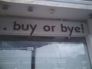 bye-of-bye