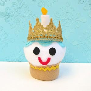 Gold Birthday Crown