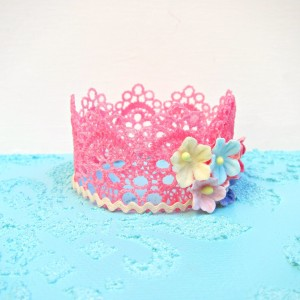 Pink Crown Glamour Dust