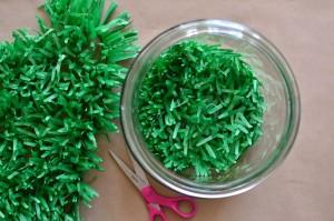 tissue-grass-cutting