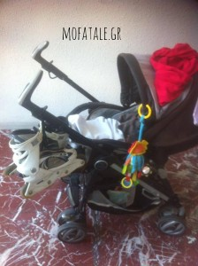 rollerblade mom