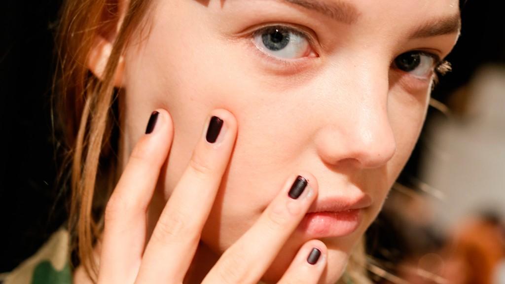 nail contouring vera wang