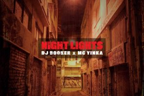 New Release: BJ Booker Χ MC Yinka- NIGHT LIGHTS.